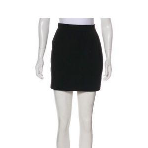 Chanel Vintage  Wool Skirt/ US-4/FR 36, Minor wear